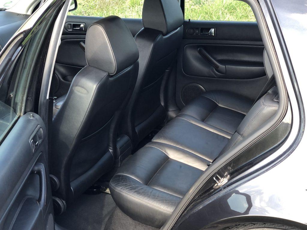 VW Golf 4 GTI Recaro Innenausstattung