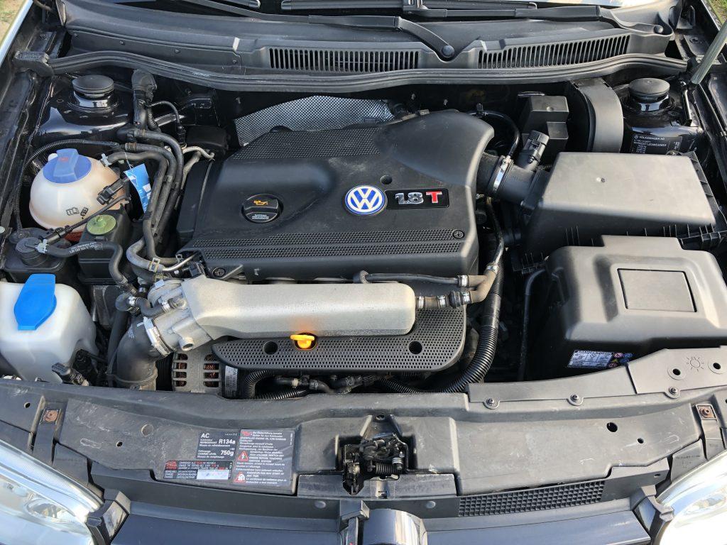 VW Golf 4 GTI 1.8 T Motor